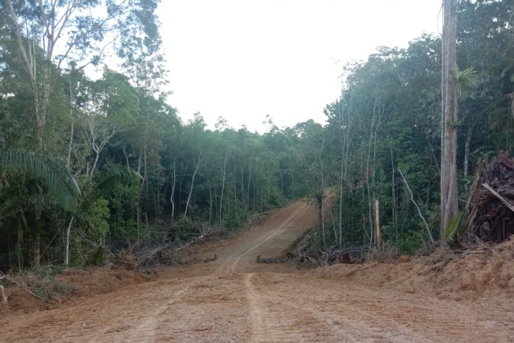 Pembangunan Jalan TMMD bebaskan daerah terisolir