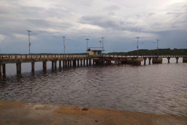 Kejaksaan tinjau potensi kerugian negara  pelabuhan penyeberangan Teluk Batang