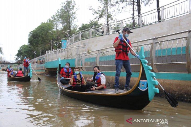 Revitalisasi Sungai Jaletreng akan dilanjutkan