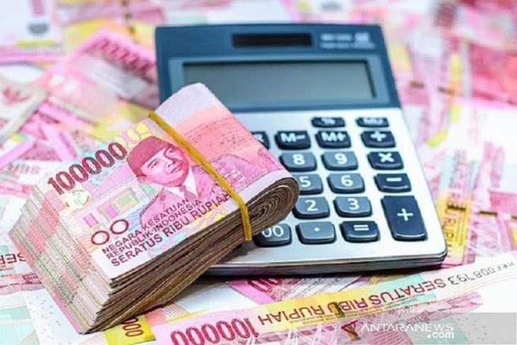 Kurs rupiah terhadap dolar ditutup menguat
