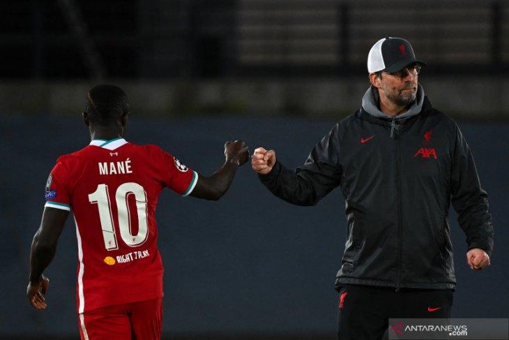 Pelatih Liverpool Jurgen Klopp: Tenang  ini baru leg pertama