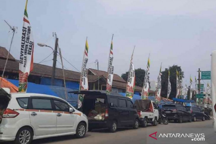 DPRD Kabupaten Bekasi menyusun Perda Penataan Pasar
