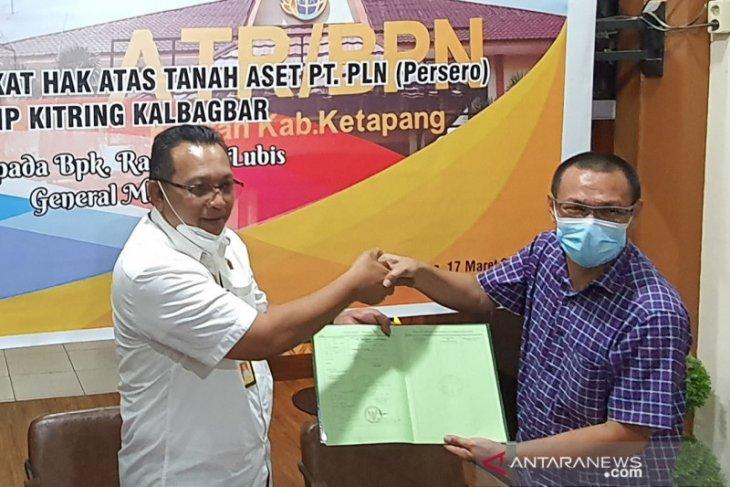 Sinergi PLN - BPN percepat legalisasi aset negara di Kalimantan Barat