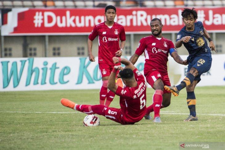 Piala Menpora: Pelatih Persik mengaku kecewa tak mampu taklukkan Persela