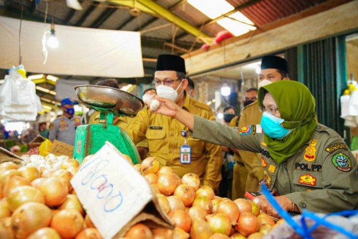 TPID: Harga bahan pokok  di Pontianak stabil jelang Ramadan
