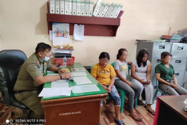 4 WRS diamankan Satpol PP Tapteng, 1 reaktif HIV