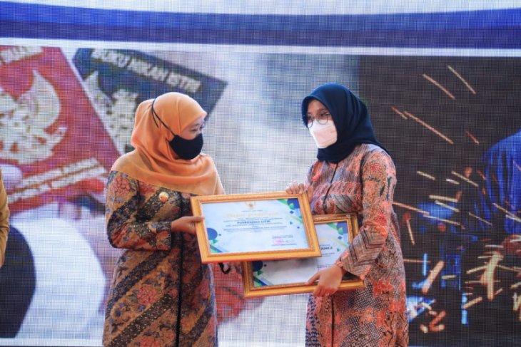HKN 2021, Banyuwangi peroleh dua penghargaan dari Pemprov Jatim