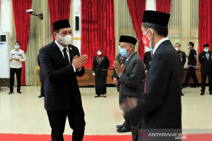 Wali Kota lantik Dewas RSD Idaman