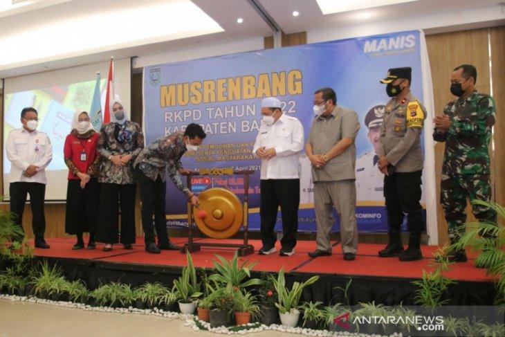 Musrenbang Banjar mantapkan pemulihan dan pertumbuhan ekonomi