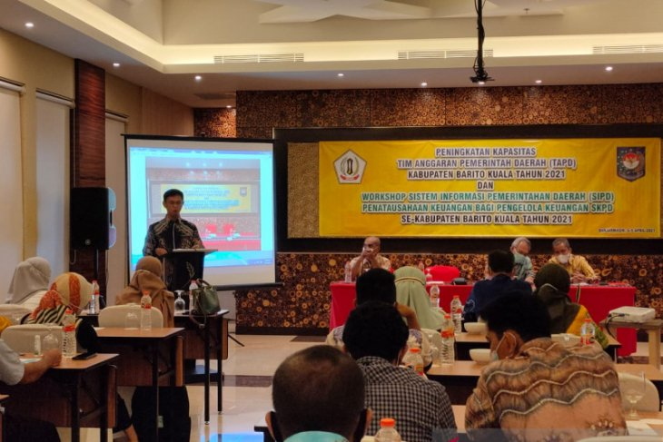 140 PPK, PKA dan bendahara ikuti workshop SIPD