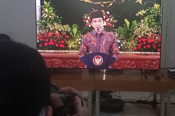 Presiden Jokowi dorong komitmen LDII anut paradigma baru lebih terbuka