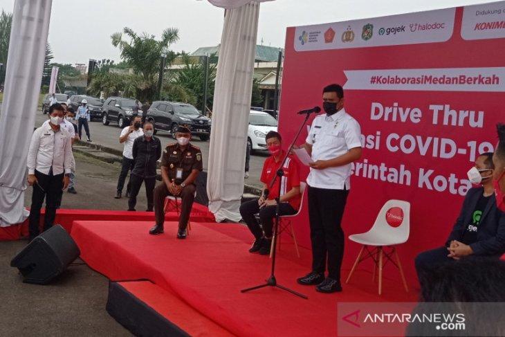 Pemkot Medan sediakan 60.000  vaksin COVID-19 untuk lansia