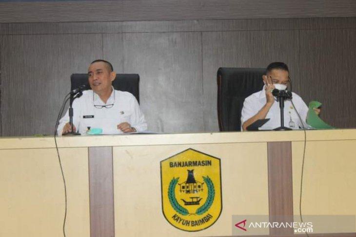 Wilayah zona hijau COVID-19 di Banjarmasin capai 77,7 persen