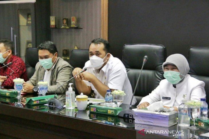 Pemkot Medan pantau harga  bahan pokok jelang Ramadhan