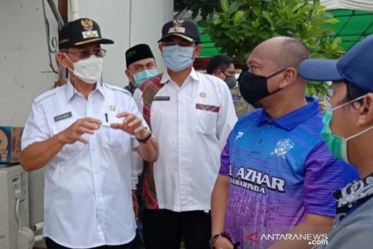 Wawali Samarinda hadiri penanaman seribu pepaya di Loa Bakung