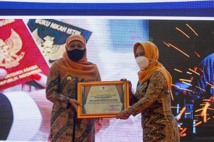 Kota Mojokerto raih penghargaan ODF di masa pandemi