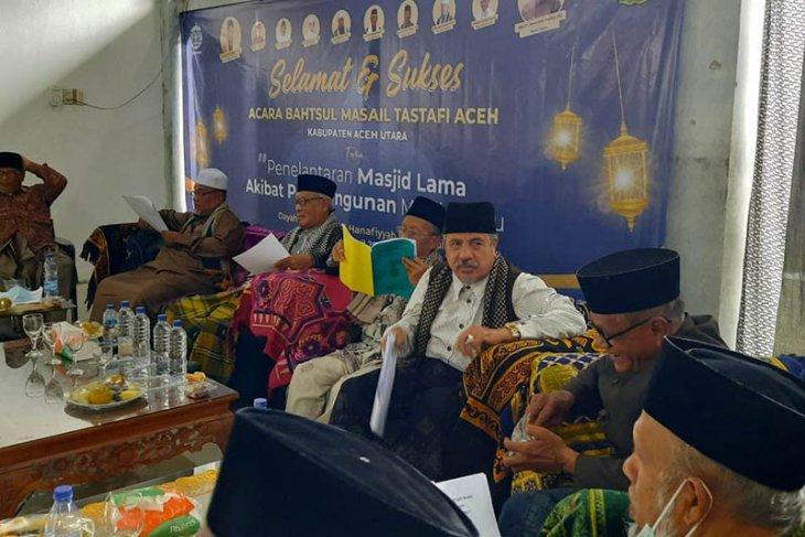 Masjid lama karena pembangunan masjid baru wajib dilestarikan