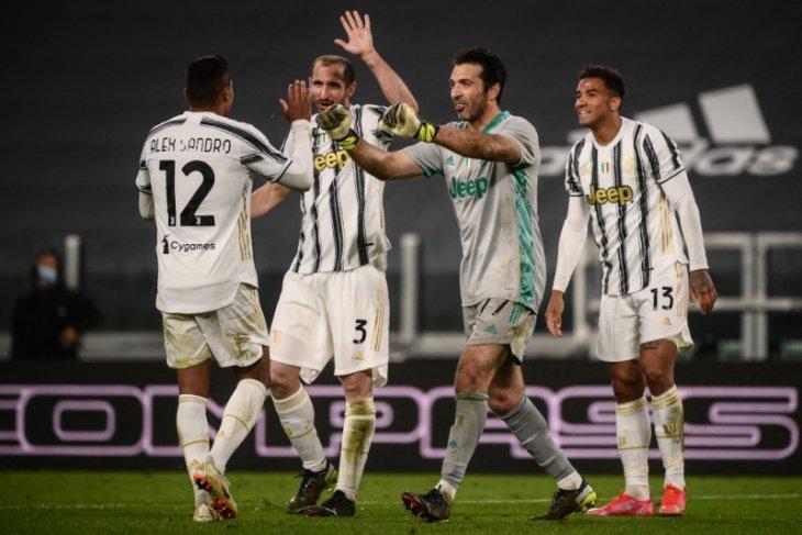 Liga Italia, Ronaldo dan Dybala antar Juve kandaskan Napoli