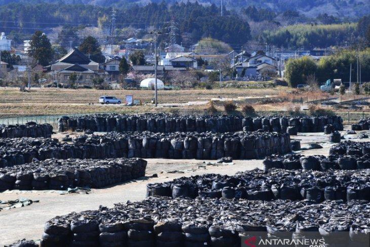 Jepang buang 1 juta ton air terkontaminasi nuklir Fukushima ke laut
