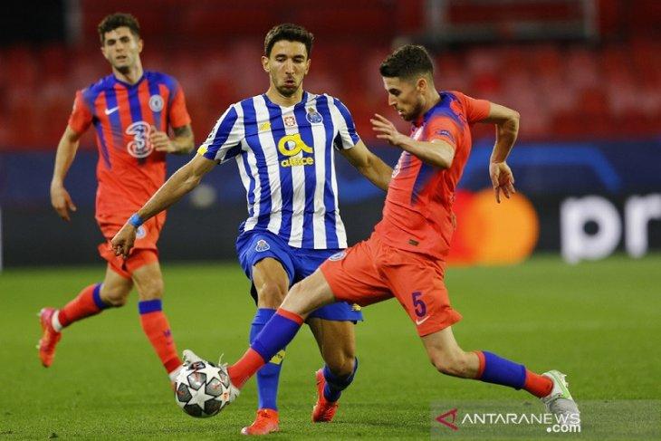 Jorginho menegaskan Chelsea tidak jemawa songsong leg kedua