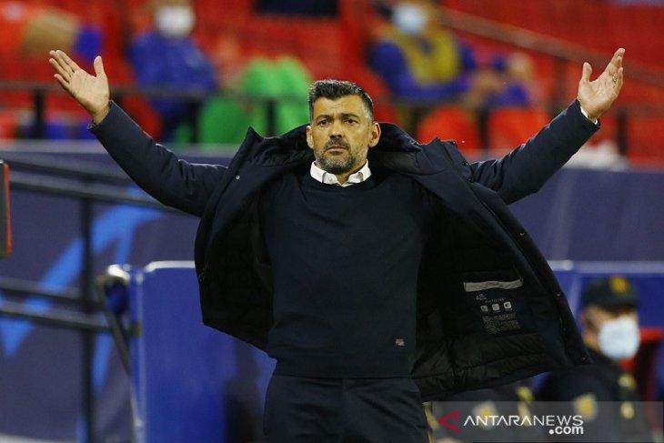 Pelatih Porto: Kekalahan dari Chelsea hasil yang sadis