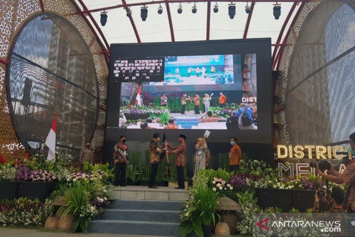 Alumnas komitmen bantu wujudkan Indonesia jadi negara maju (video)