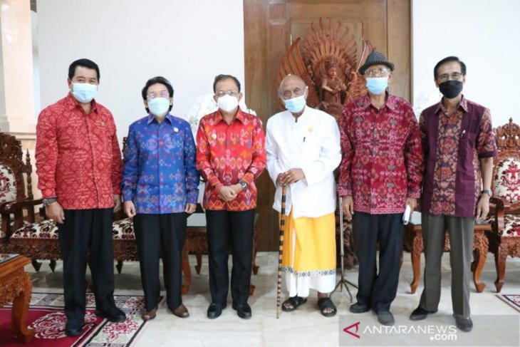 Listibiya dukung pembangunan Pusat Kebudayaan Bali di Klungkung