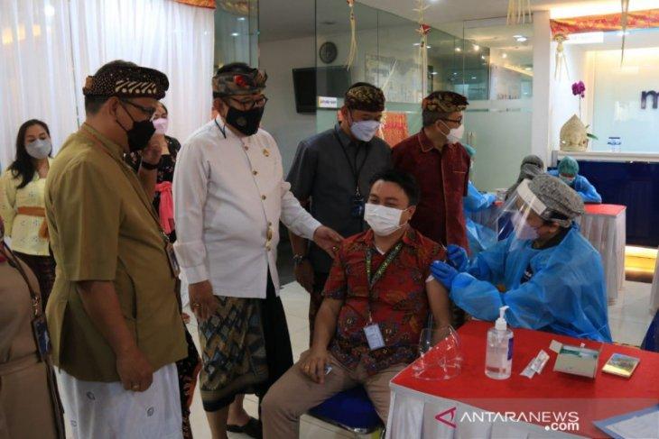 Wagub: Bali terima satu juta lebih dosis vaksin COVID-19