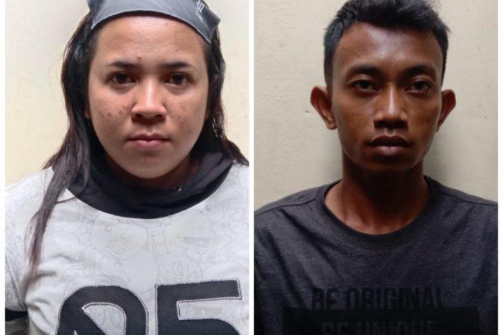 Polsek Pangkalan Berandan tangkap pelaku pencurian sepeda motor, satu perempuan