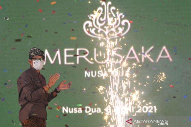 Menparekraf terus pantau kesiapan Bali jelang pembukaan pariwisata
