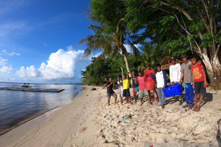 Pokdawis Cempedak Jaya Ketapang siapkan dusunnya sebagai wisata Kampung Bahari