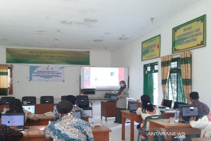 Penyuluh millenial Sergai dapat pelatihan kompetensi dari Polbangtan Medan