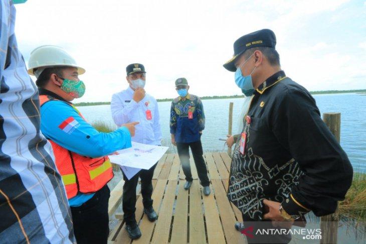 Banjarbaru siapkan bekas tambang intan jadi embung cegah banjir