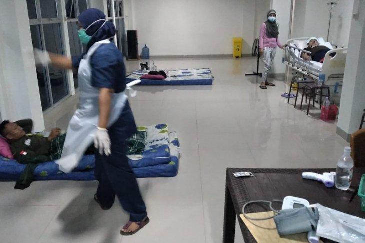 Pasien COVID-19 bertambah drastis di Sintang, dokter mengeluh lelah