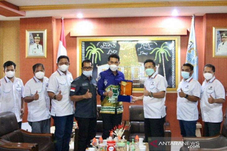 Bupati Banjar terima kunjungan DPD REI Kalsel
