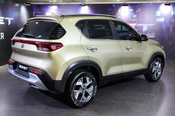 Kia Sonet 7 seater dikenalkan dengan harga mulai dari Rp199 juta