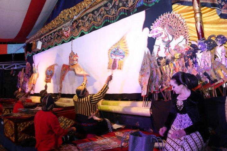 Gelaran wayang kulit semarakkan Banyuwangi Festival 2021