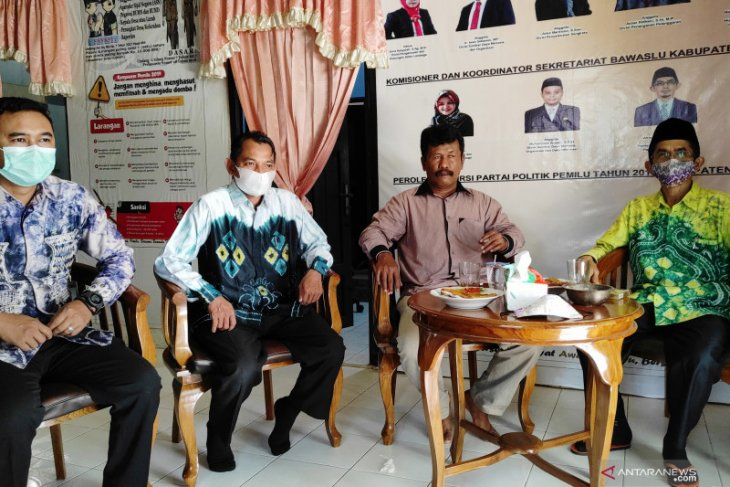 Bawaslu panggil dua orang calon PAW Bawaslu Kabupaten HST