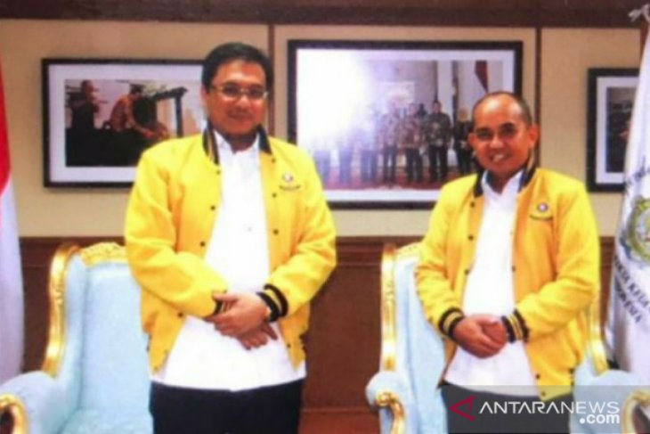 Walikota Pangkalpinang resmi menjabat Ketua Umum IKA UNSRI Babel