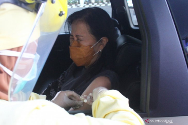 Dinkes Malang catat 60.588 warga telah divaksin