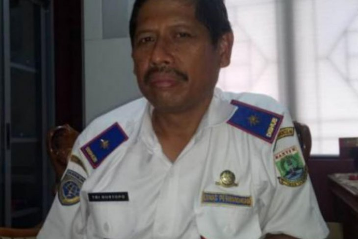 Kadishub Banten : Penutupan sebagian dermaga Pelabuhan Merak dukung larangan mudik