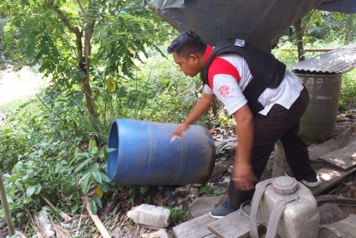 Satreskrim Polres Halmahera Utara tangkap pelaku judi togel