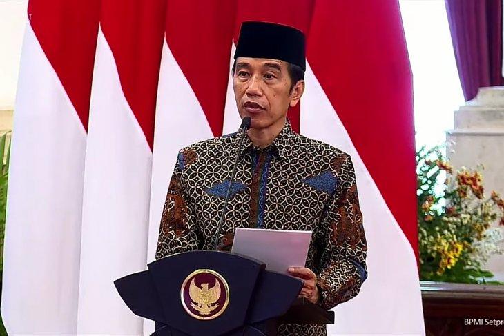 Presiden Jokowi berharap PKB terus dorong inovasi tata kelola politik yang baik