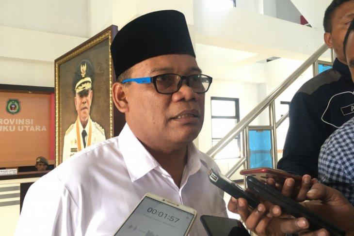 Pemprov luncurkan pembentukan TP2DD Maluku Utara