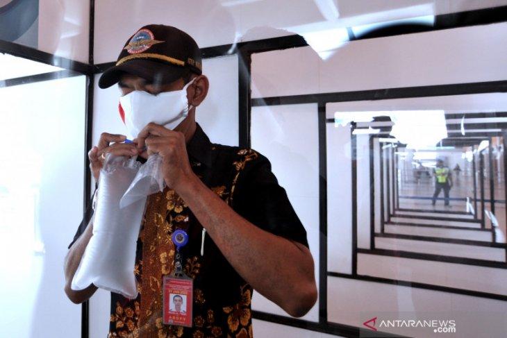 Bandara Ngurah Rai simulasikan pelayanan GeNose C19