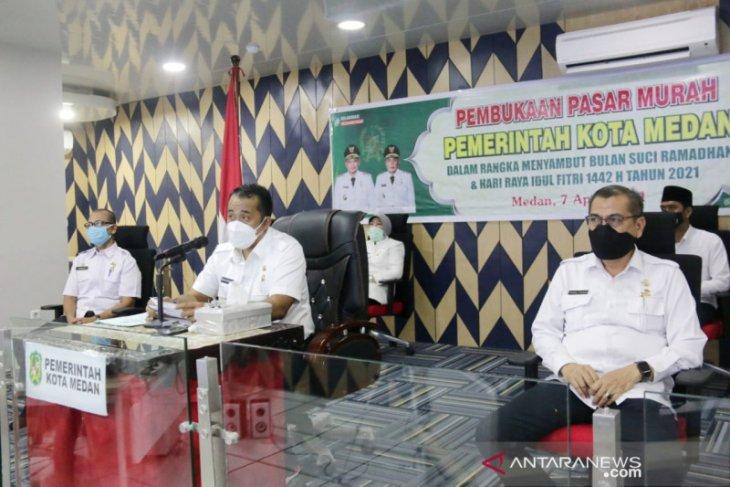 Pemkot Medan gelar pasar murah  sambut Ramadhan