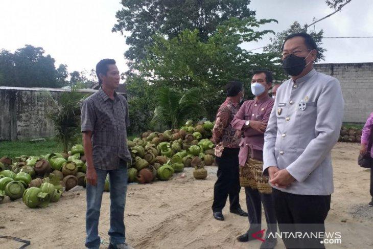 Pemkab Belitung pastikan stok elpiji tiga kilogram cukup hadapi Ramadhan