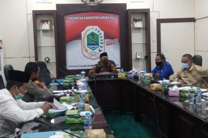 Pemkab Kapuas Hulu rapat bahas bulan Ramdhan dan Idul Fitri