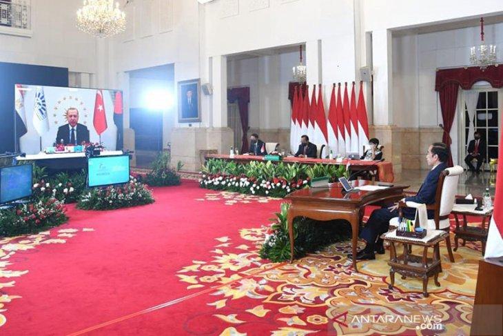 Menlu: Presiden Jokowi sampaikan tiga hal utama dalam KTT D-8