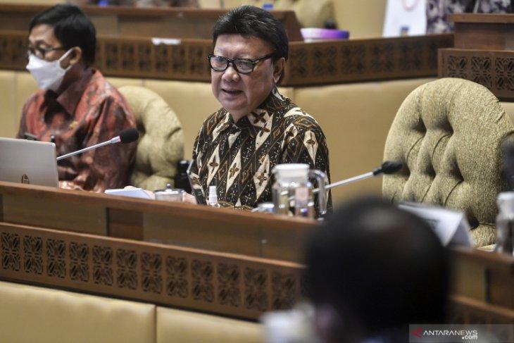 Tjahjo: Penyelesaian honorer tidak perlu dimasukkan ke undang-undang